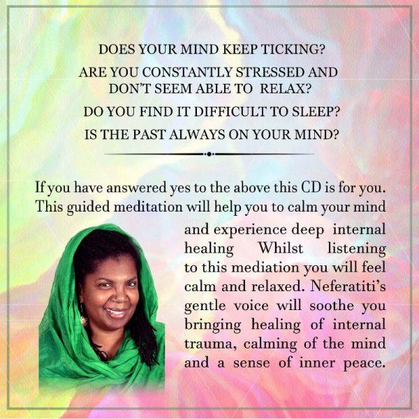 Neferatiti Ife Crystal Healing Meditation