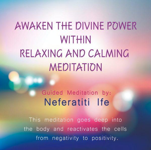 Neferatiti Ife Awaken Meditation CD